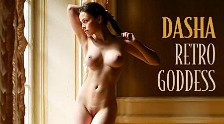 Sexy model Dasha