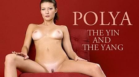 Sexy model Polya