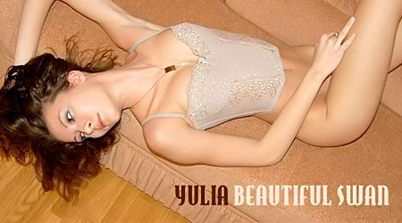 Sexy model Yulia