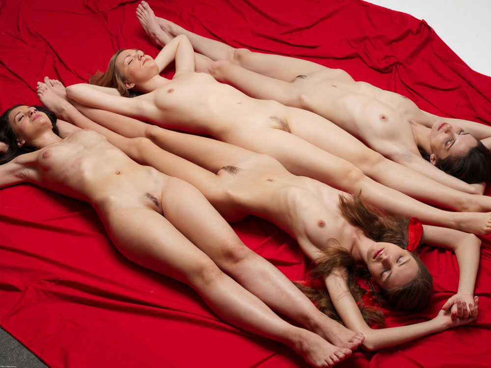 image Four girls exposed which one you pick