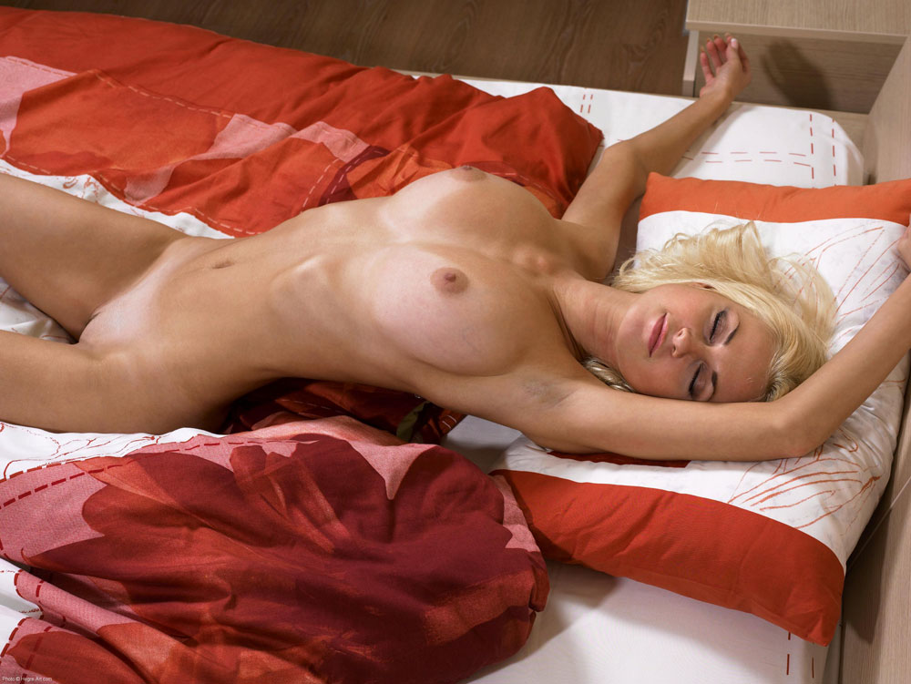 from Roy erotic sleeping nude pic